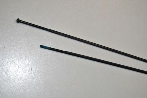 Raggio SHIMANO WH-RS21 Black 304mm Post.Dx-Sx//SPOKE SHIMANO WH-RS21 304MM