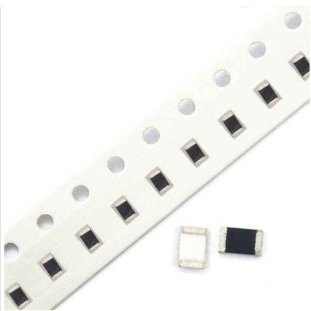 Current Sense Resistors 100 pieces SMD 1//2watt .009ohms 1/%