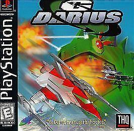 Buy G Darius Sony Playstation 1 1998 Online Ebay