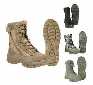 NEU US Tactical Stiefel Echt Leder BW Kampfstiefel Springerstiefel