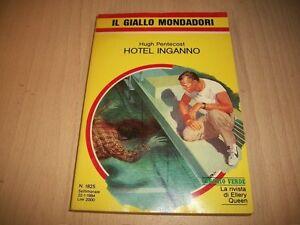 IL-GIALLO-MONDADORI-N-1825-HUGH-PENTECOST-HOTEL-INGANNO-22-1-1984