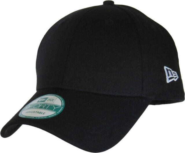 New Era 11179866-Noir Leotardsic 9forty Cap - Black for sale online ... 31238b1c0af4