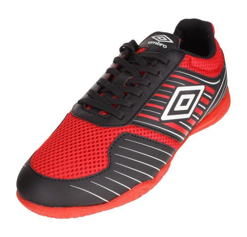 Umbro Men/'s New Vision Liga Indoor Soccer Shoe Color Options