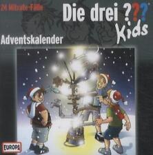 DIE DREI ??? KIDS-ADVENTSKALENDER (FRAGEZEICHEN)