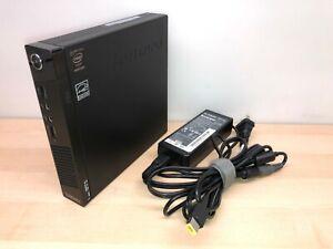 Lenovo-ThinkCentre-M73-Tiny-Desktop-PC-Intel-G3220T-4GB-RAM-500GB-HDD-W10PRO