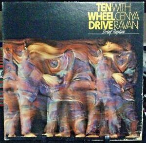 TEN-WHEEL-DRIVE-W-GENYA-RAVAN-Brief-Replies-Album-Released-1970-Vinyl-USA