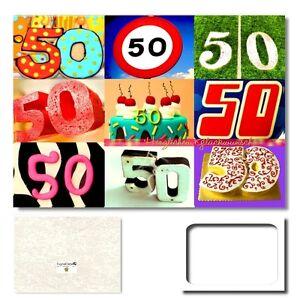 Geburtstagskarte xxl 40