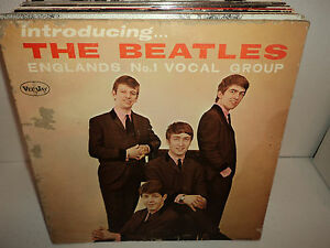 BEATLES-INTRODUCING-THE-BEATLES-England-039-s-No-1-Vocal-Group-VEE-JAY-LP-1062-MONO