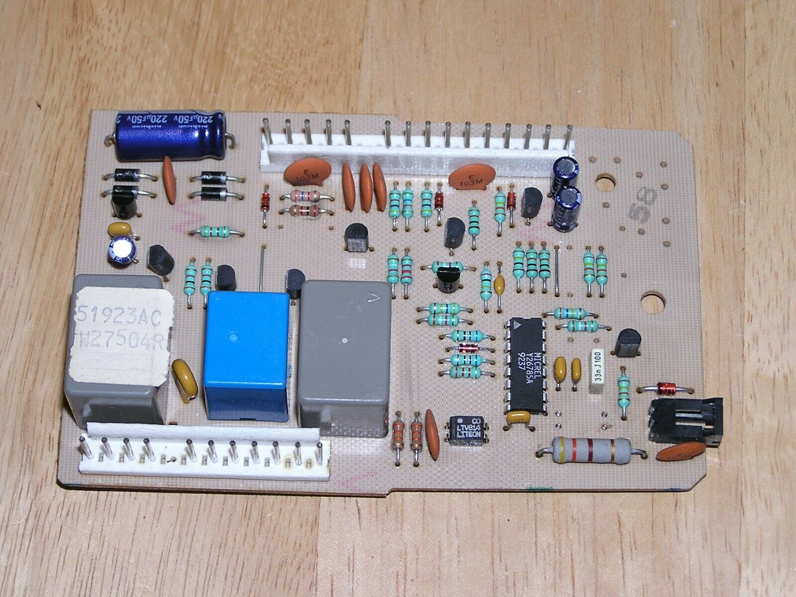 Repair Of Genie Opener Boards 24350S, 27504R, ...