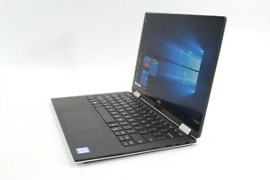 """13.3"""" FHD Dell XPS 13 9365 2-in-1 Touch Core i7 7th Gen 256GB SSD 8GB RAM W10P"""