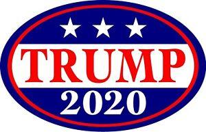 TRUMP-car-magnet-Donald-Trump-President-2020-Magnetic-Bumper-Sticker