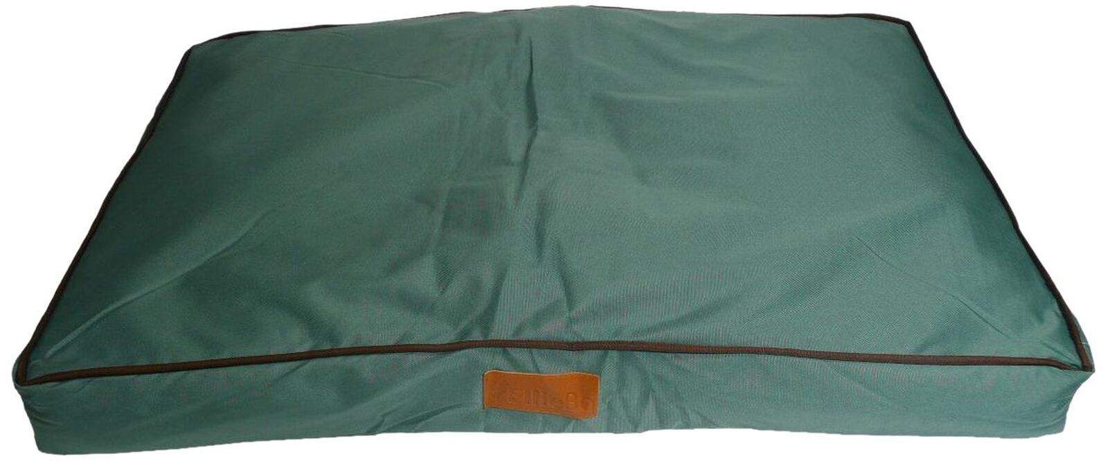 Extra Extra Large 117cms x 75cms Waterproof Dog Bed in Green will fit Ellie-B...