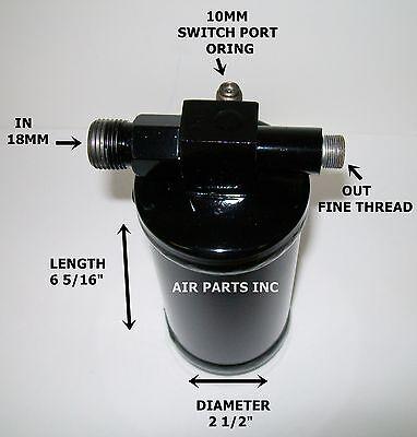 For Dodge Dakota L4 2.5L OHV 1996-1999 A//C Receiver Drier//Accumulator OE