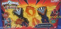 Bandai Power Rangers Jungle Fury Battle Gear - Tiger Battle Claws - 045557301064 Toys