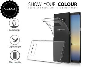 Light-Slim-Samsung-Galaxy-S7-S7-Edge-S8-S9-Note8-Clear-Protective-Case