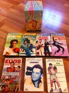Vintage Elvis Presley Collection Elvis In The Movies ...