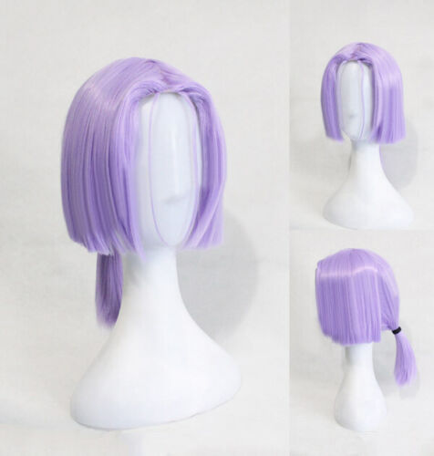 Details about  /Dragon Ball Z Trunks Cosplay Wig