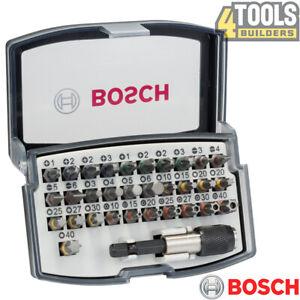 Bosch 2607017319 Screwdriver Bit Set (32 Piece)