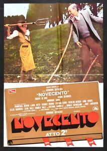 Werbeplakat-Novecento-Akt-2-Bertolucci-Robert-De-Niro-Depardieu-Lancaster-B-S14