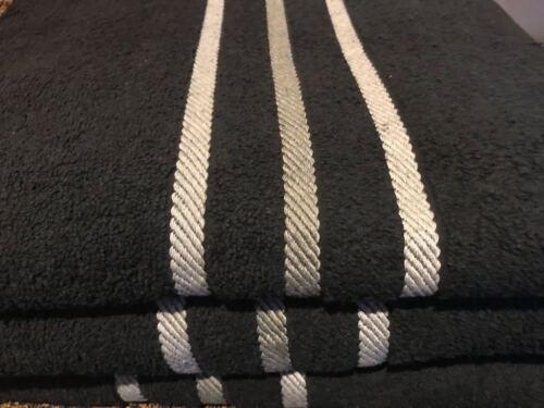 En Coton Égyptien Serviettes Essuie-Mains Serviette De Bain Bain Feuille 100/% coton