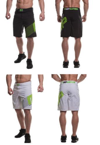 Pantaloncini da uomo MusclePharm SPORTLINE Formazione Palestra Esercizio Fitness in esecuzione Pantaloncini