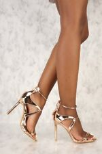 533659b04bd6 item 3 Open Toe Metallic Faux leather Stiletto High Heels Women Fashion shoes  Sandals -Open Toe Metallic Faux leather Stiletto High Heels Women Fashion  ...
