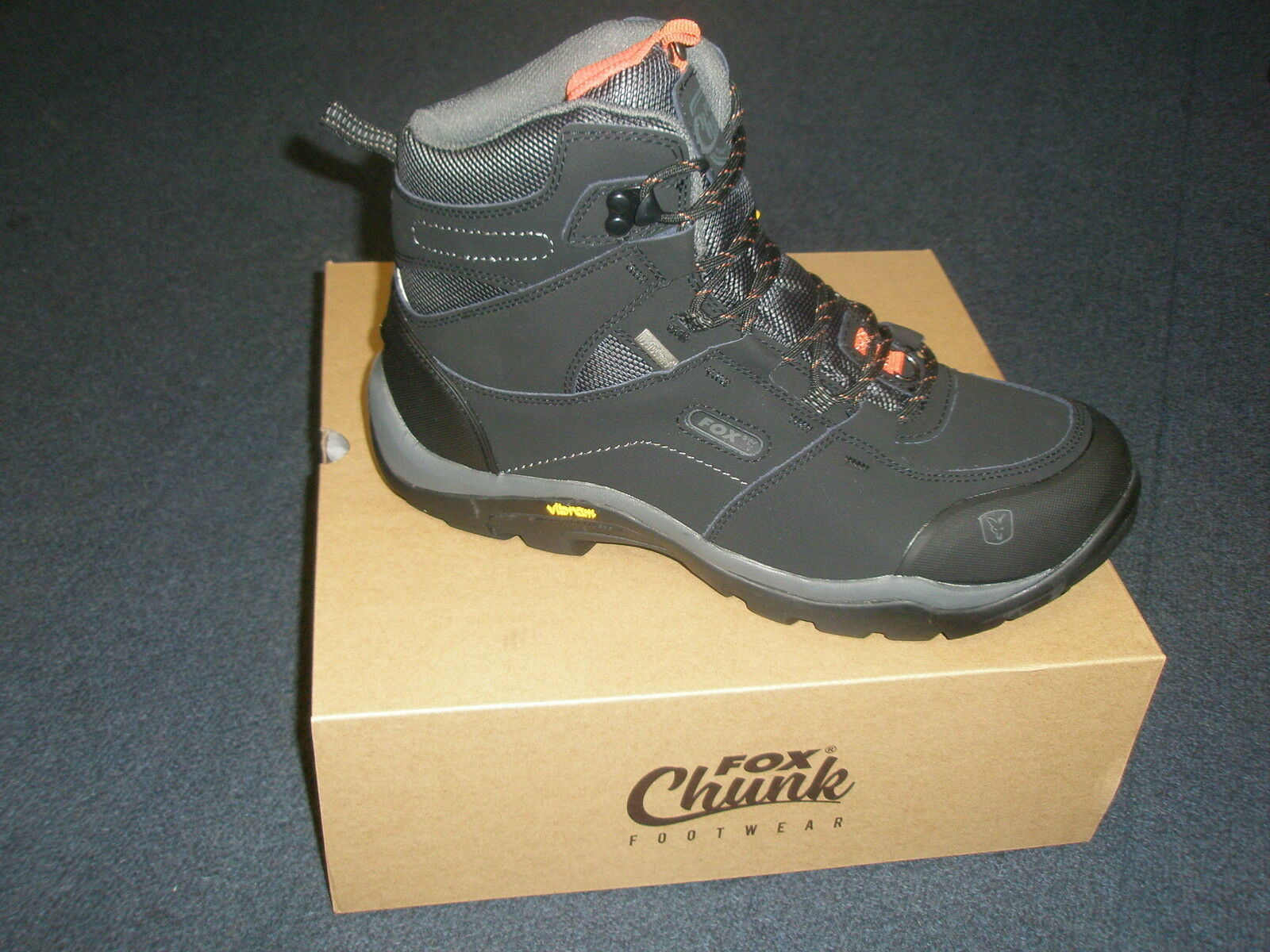 Fox Chunk Explorer High Stiefel with Vibram Sole ALL GrößeS Fishing