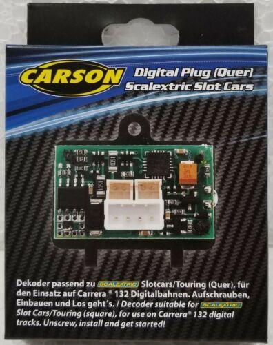 CARSON CHIP DIGITAL CHIP CONVERSION NEW 1//32 DPR SLOT CAR PART