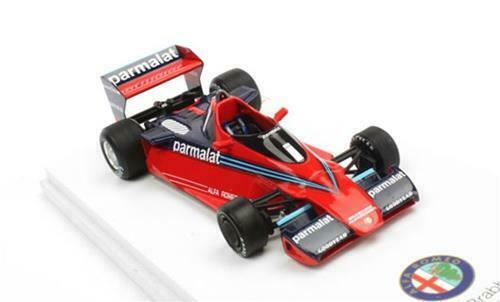 Alfa Brabham Bt46  1 1 1 Place Monaco Gp 1978 Lauda TRUE SCALE 1 43 TSM144302 Model cf0