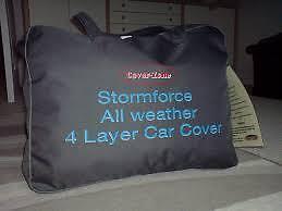 Stormforce Waterproof Car Cover for Audi 80