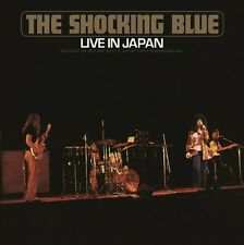 Shocking Blue - Live In Japan [New Vinyl] Ltd Ed, 180 Gram, Orange, Rmst