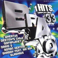 Bravo Hits 33 (2001) Shaggy, Destiny's Child, Wheatus, Thomas D.. [2 CD]