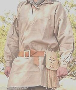18th-Century-Frontier-Pullover-Shirt-Rendezvous-Reenactment-Clothing