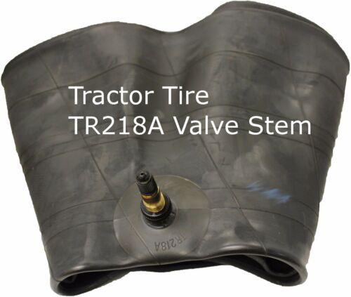 New Radial Inner Tube 13.6x38 14.9x38 15.5x38 Innertube TR218A Valve Stem DOB
