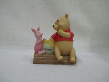 Walt Disney Winnie the Pooh Friendship is the Sweetest Kind of Sharing Piglet