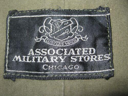 36 Regular Antique Original Vintage Military Olive