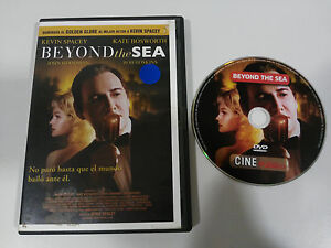 Beyond The Sea DVD Kevin Spacey Bosworth Spanish Edition Spagnolo English Nuovo