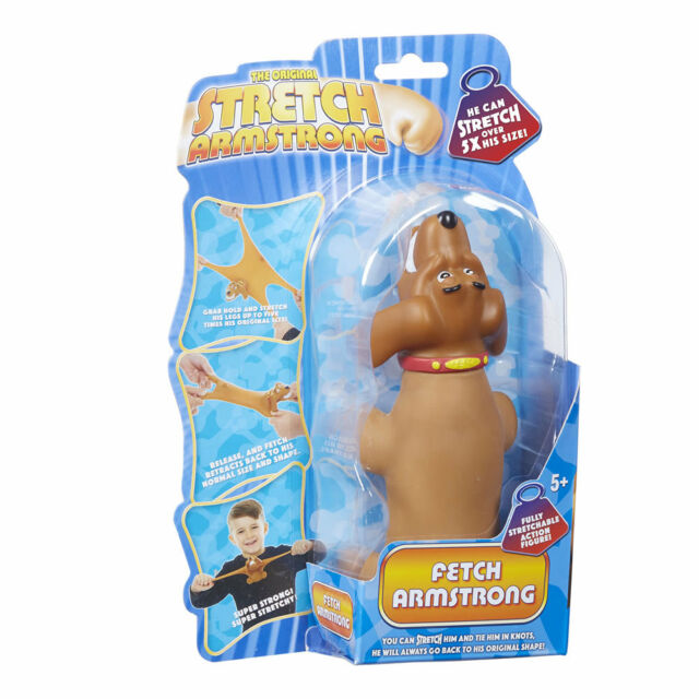 Character - The Original Stretch Armstrong Fetch Armstrong - Brand New