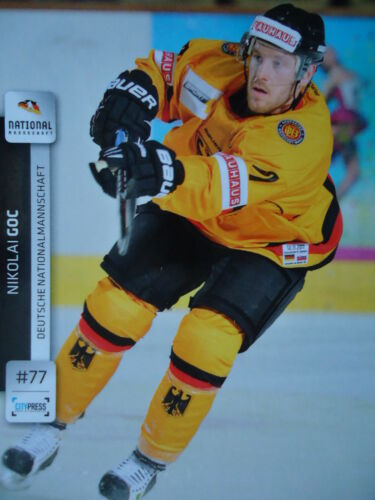 324 Nikolai Goc DEB Deutschland DEL 2012-13