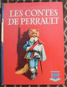 1960-les-CONTES-de-PERRAULT-Illustre-Jacques-Pecnard