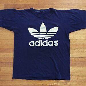 adidas t shirt 80's