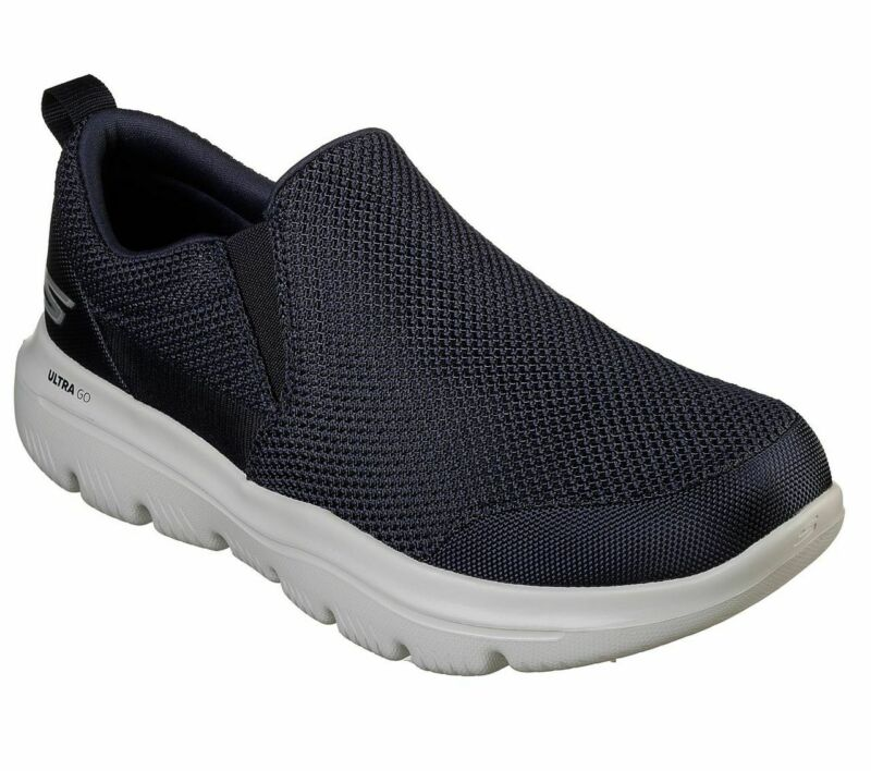 Skechers Go Walk Men's Evolution Ultra Impeccable Sneakers Trainers Shoes