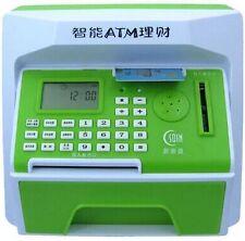 ATM Saving Box Piggy Bank Coin Box Child Toys