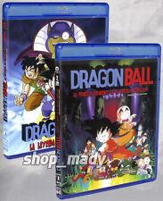 Dragon Ball - 2 Movies Blu-ray en ESPAÑOL LATINO Region Free New!