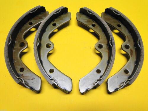Bremsbacken für Suzuki LJ80 vorne oder hinten  1Satz=4 Stück 0617
