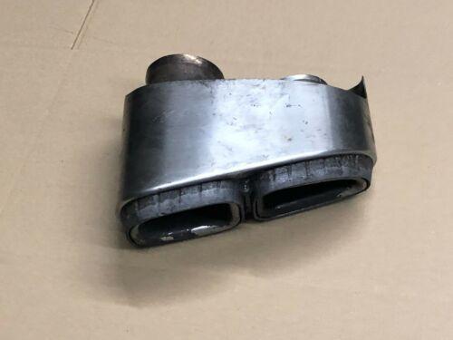 Original PORSCHE PANAMERA 970 TURBO  Auspuffblende Auspuff End Pipe 97011168250