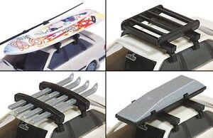Efficace Rietze 70010 Accessoires Pour Voiture ( Surf, Ski Coffre) H0 1/87 Dessins Attrayants;