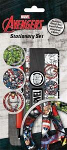Marvel-Avengers-5-Piece-Stationary-Writing-Set-Birthday-Party-Bag-Filler-Gift