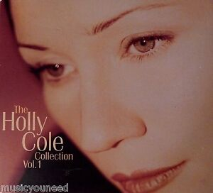 Holly-Cole-Collection-Vol-1-CD-2004-Alert-Music-Digipak-VG-9-10
