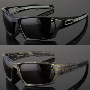 9a79a42c55 Image is loading Wrap-Around-POLARIZED-Sunglasses-Mens-Sports-Wrap-Fishing-